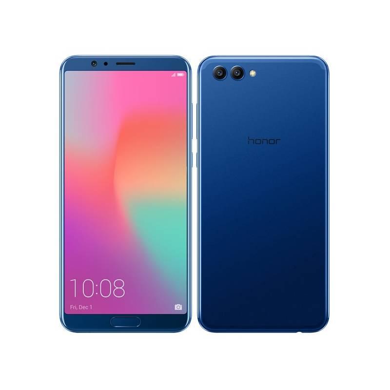 Mobilný telefón Honor View 10 (51092KAK) modrý Software F-Secure SAFE, 3 zařízení / 6 měsíců (zdarma) + Doprava zadarmo
