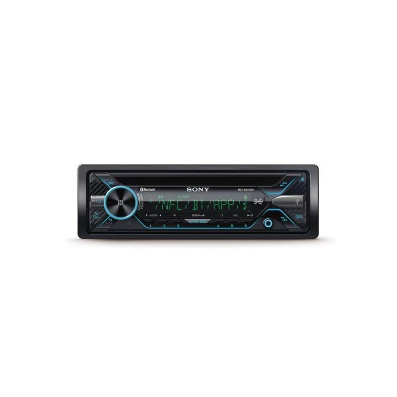Autorádio s CD Sony MEX-N5200BT čierne