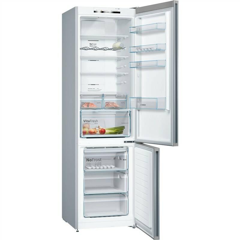 Kombinácia chladničky s mrazničkou Bosch KGN39VI45 + Doprava zadarmo