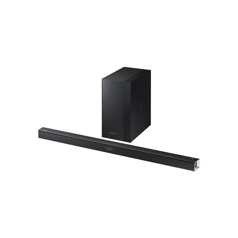 Soundbar Samsung HW-J450 čierny