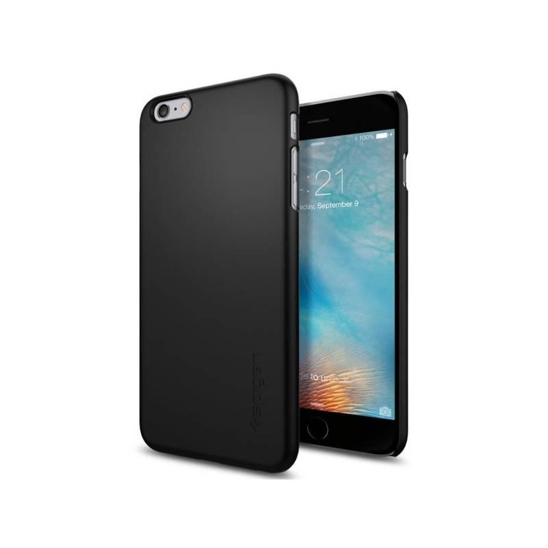 Kryt na mobil Spigen Thin Fit Apple iPhone 6 Plus   6s Plus (HOUAPIP6PSPBK)  čierny cc36f4f32ac