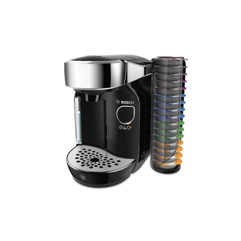 Espresso Bosch Caddy TAS7002 čierne