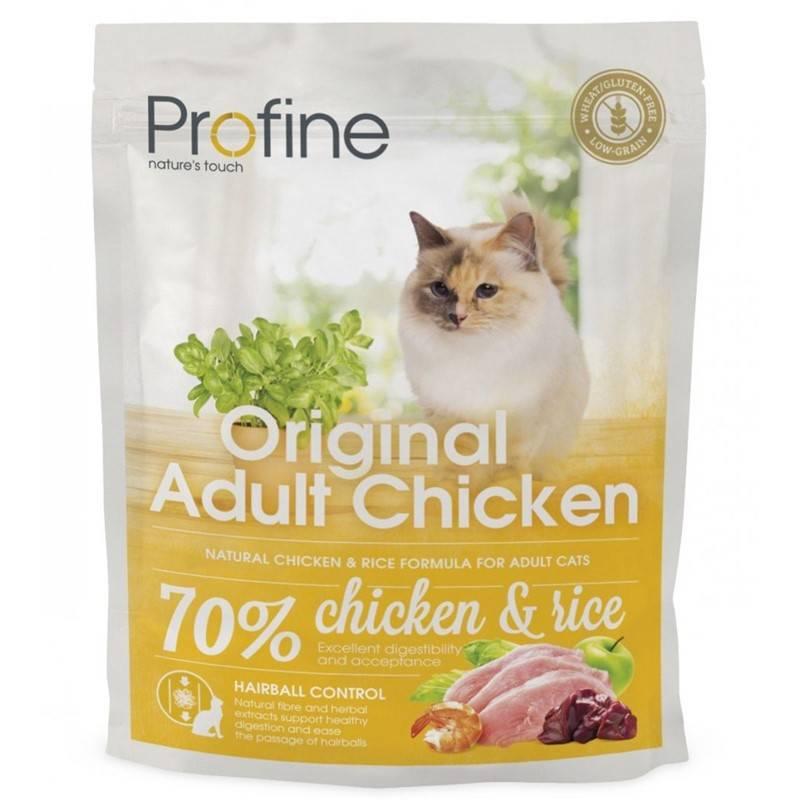 Granule PROFINE Cat Original Adult Chicken 300g