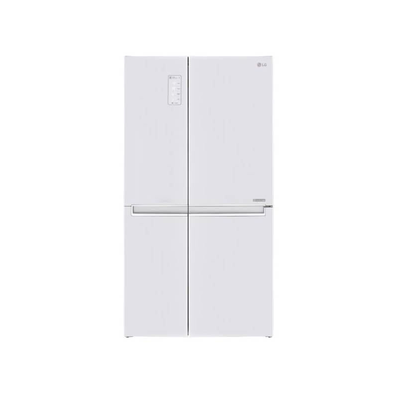 Kombinácia chladničky s mrazničkou LG GSB760SWXV biela Stolní mixér ETA Activmix 0102 90020 sportovní (zdarma) + Doprava zadarmo