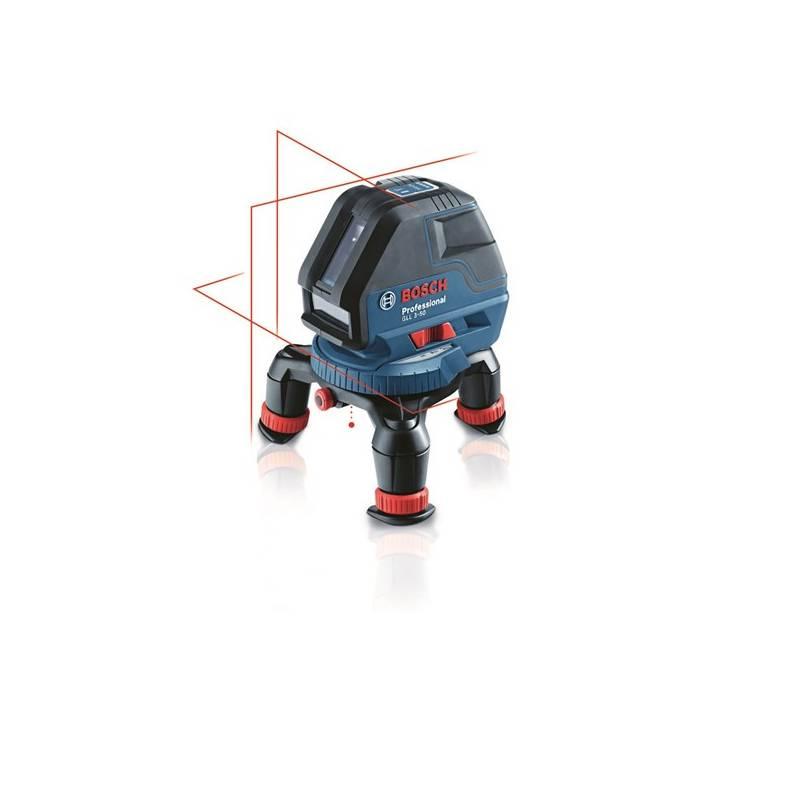 Krížový laser Bosch GLL 3-50 + L-Boxx 136, 0601063801 + Doprava zadarmo