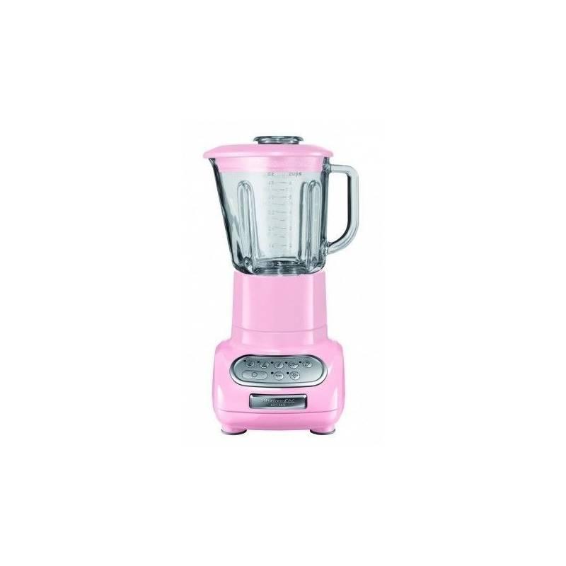 Stolný mixér KitchenAid Artisan 5KSB5553EPK ružový + Doprava zadarmo