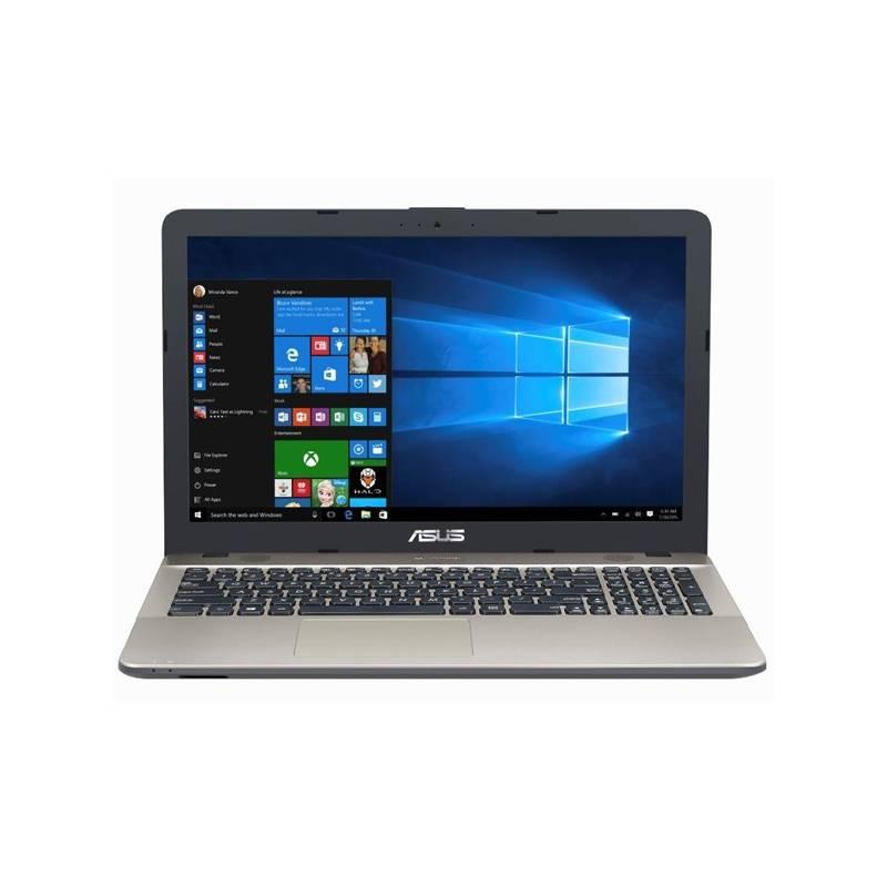 Notebook Asus X541NA-GO120T (X541NA-GO120T) čierny/zlatý Software F-Secure SAFE, 3 zařízení / 6 měsíců (zdarma) + Doprava zadarmo