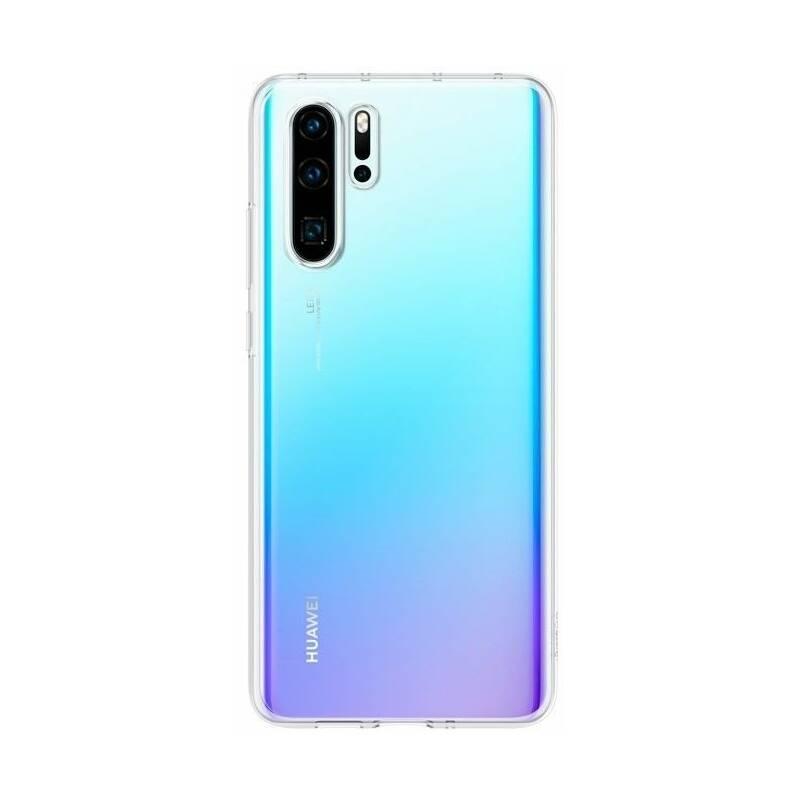 Kryt na mobil Huawei Clear Case pro P30 Pro (51993024) průhledný