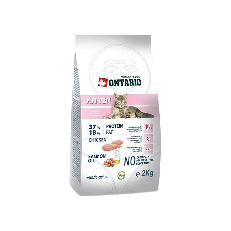 Granuly Ontario Kitten 2 kg