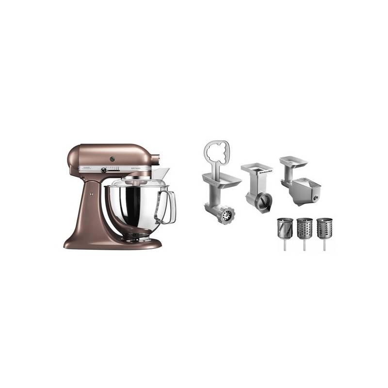 Set výrobkov KitchenAid 5KSM175PSEAP + FPPC + Doprava zadarmo
