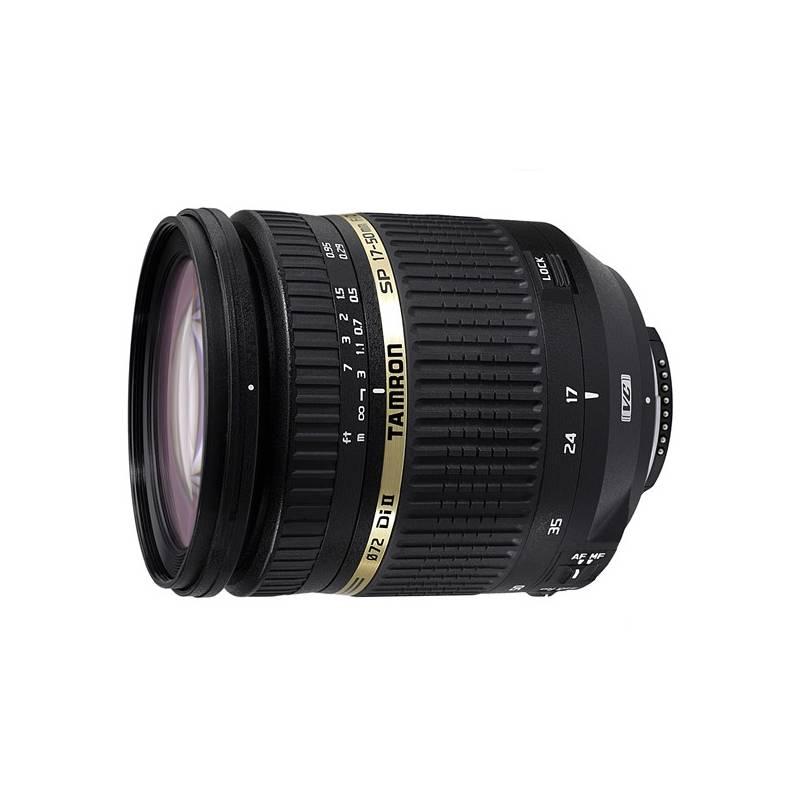 Objektív Tamron SP AF 17-50mm F/2.8 XR Di-II VC LD Asp. (IF) pro Nikon (B005NII) čierny