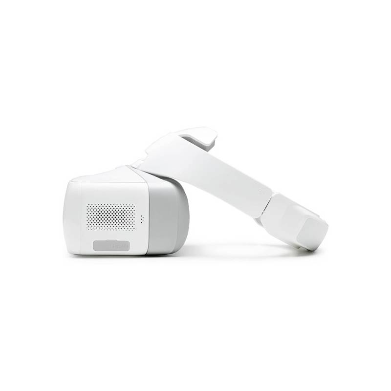 Okuliare DJI Goggles FPV s bezdrátovým přenosem obrazu (DJIG0250) biely + Doprava zadarmo