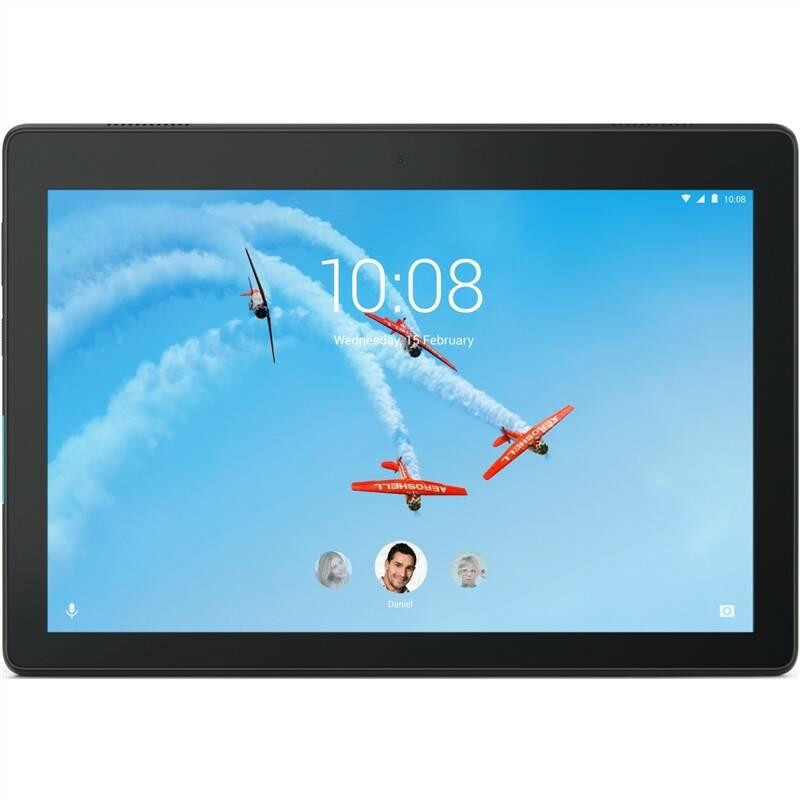 Dotykový tablet Lenovo Tab E10 2GB/16 GB (ZA470012CZ) černý