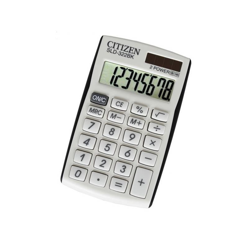 Kalkulačka Citizen SLD-322BK (SLD-322BK) čierna