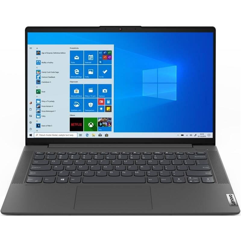 Notebook Lenovo IdeaPad 5 14ITL05 (82FE00NXCK) sivý + Doprava zadarmo