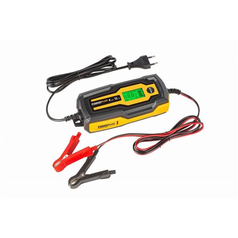 Nabíjačka autobatérií POWERPLUS POWX4203