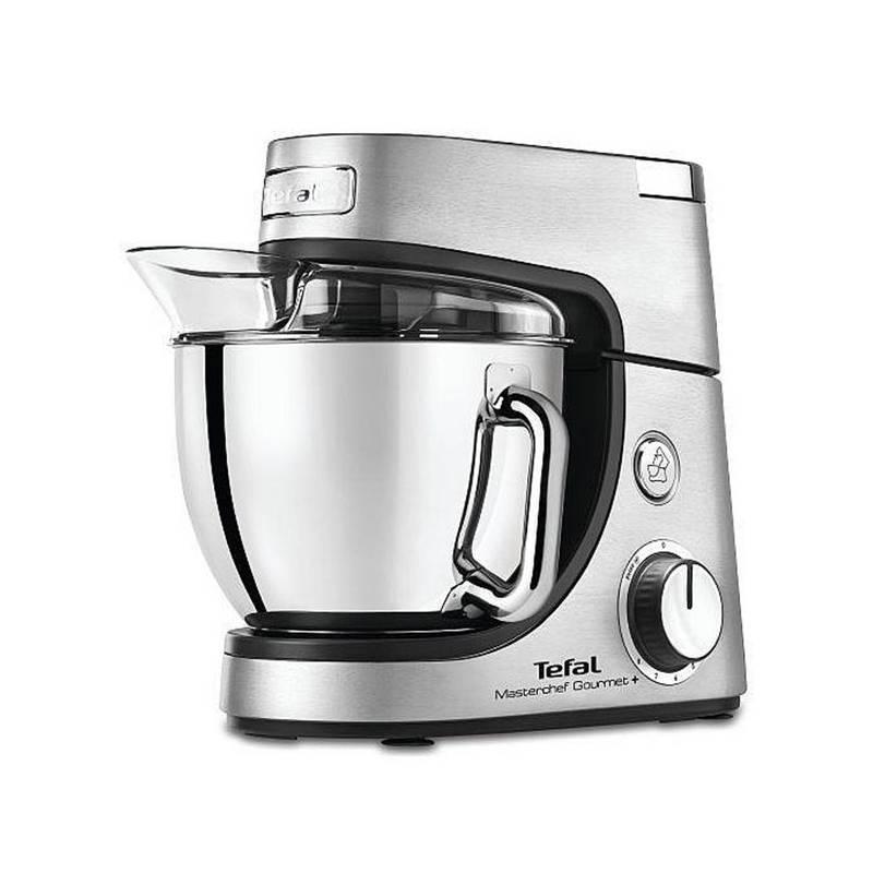 Kuchynský robot Tefal QB612D38 strieborný + Doprava zadarmo