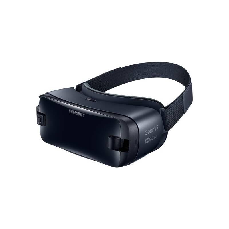 Okuliare pre virtuálnu realitu Samsung Gear VR 2018 + Controller (SM-R325NZVAXEZ) čierne