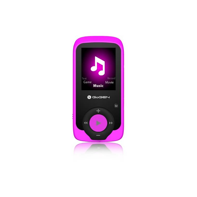MP3 prehrávač GoGEN Maxipes Fík MAXI MP3 P ružový