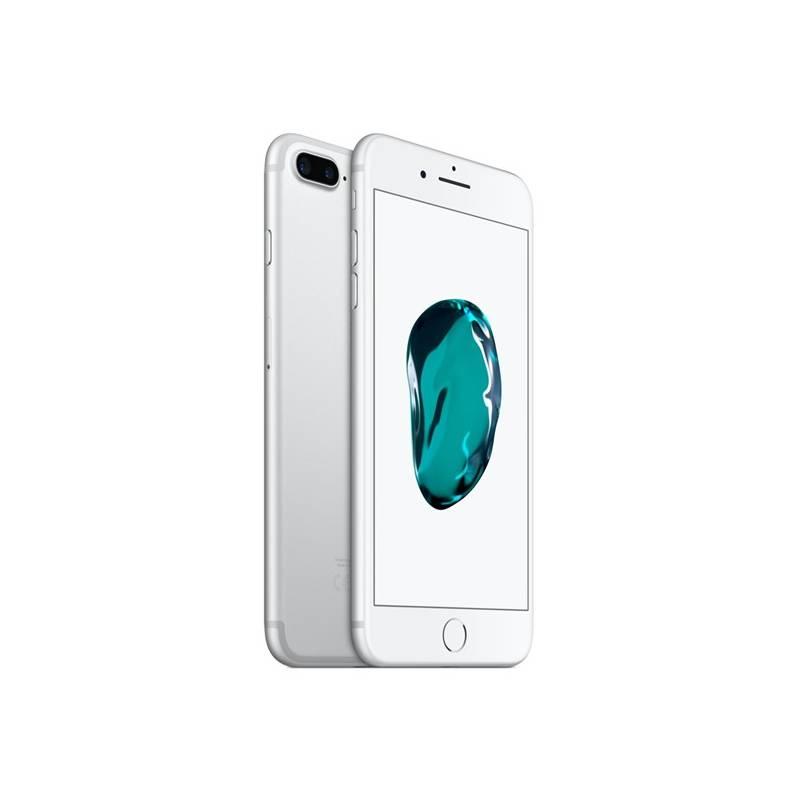 Mobilný telefón Apple iPhone 7 Plus 128 GB - Silver (MN4P2CN/A) Software F-Secure SAFE 6 měsíců pro 3 zařízení (zdarma) + Doprava zadarmo