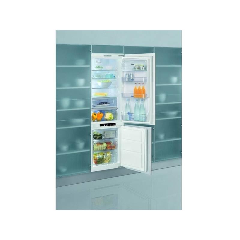 Kombinácia chladničky s mrazničkou Whirlpool ART 883/A+/NF biele + Doprava zadarmo