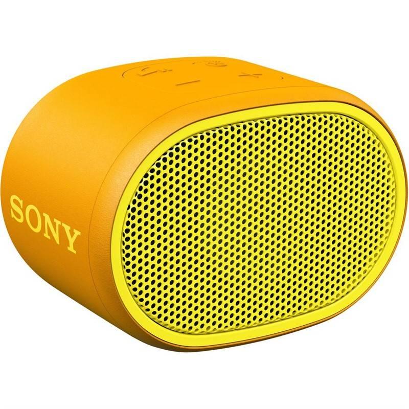 Prenosný reproduktor Sony SRSXB01 (SRSXB01Y.CE7) žltý