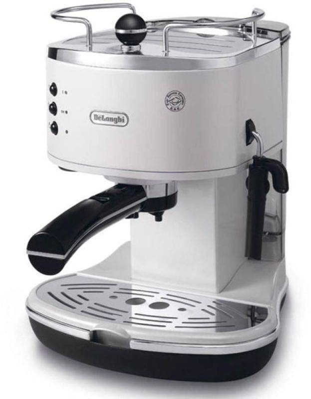 Espresso DeLonghi Icona ECO 311.W bílé