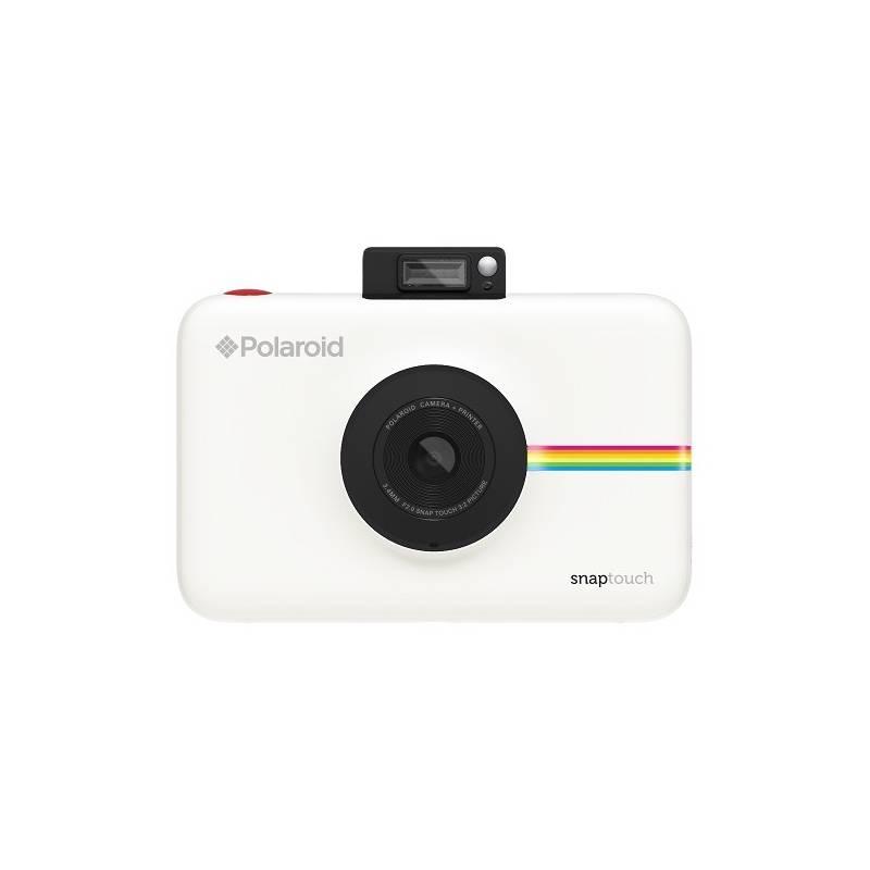Digitální fotoaparát Polaroid SNAP TOUCH Instant Digital (POLSTW) bílý