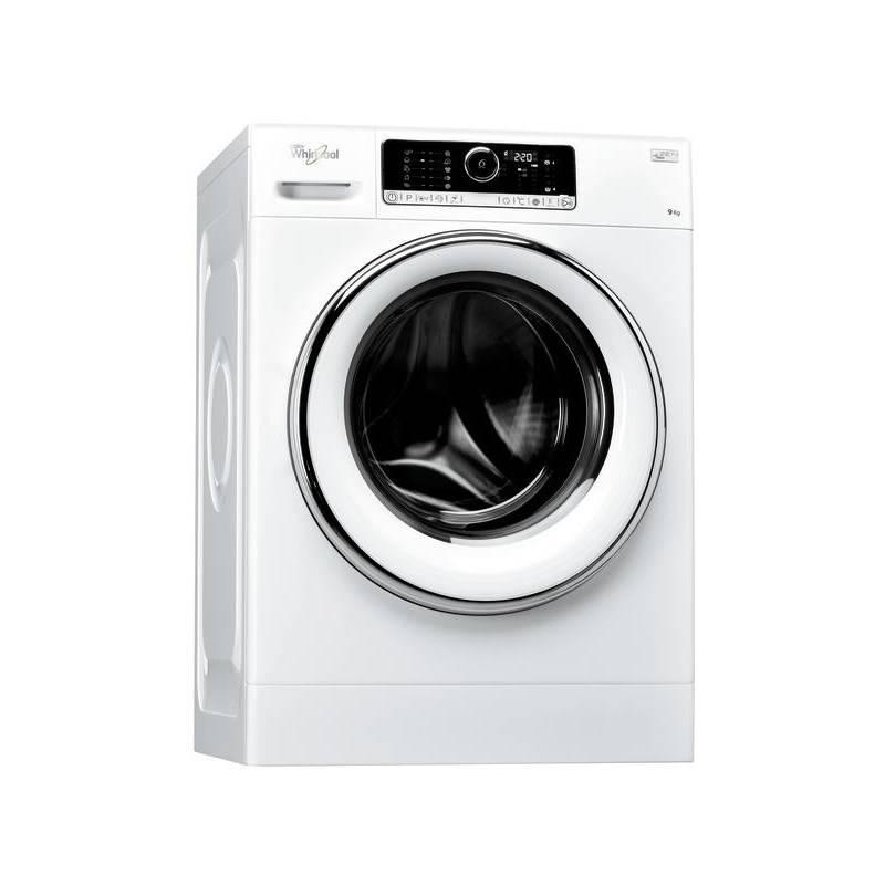 Automatická práčka Whirlpool Supreme Care FSCR90423 biela Čistič oken ETA Aquarelo 0262 90000 (zdarma) + Doprava zadarmo