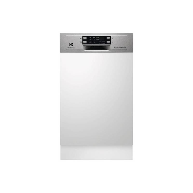 Umývačka riadu Electrolux Slimline ESI4501LOX + Doprava zadarmo