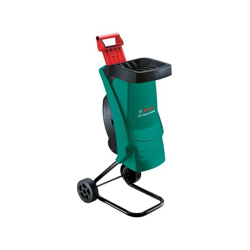 Drvič zahradného odpadu Bosch AXT Rapid 2000 zelený + Doprava zadarmo