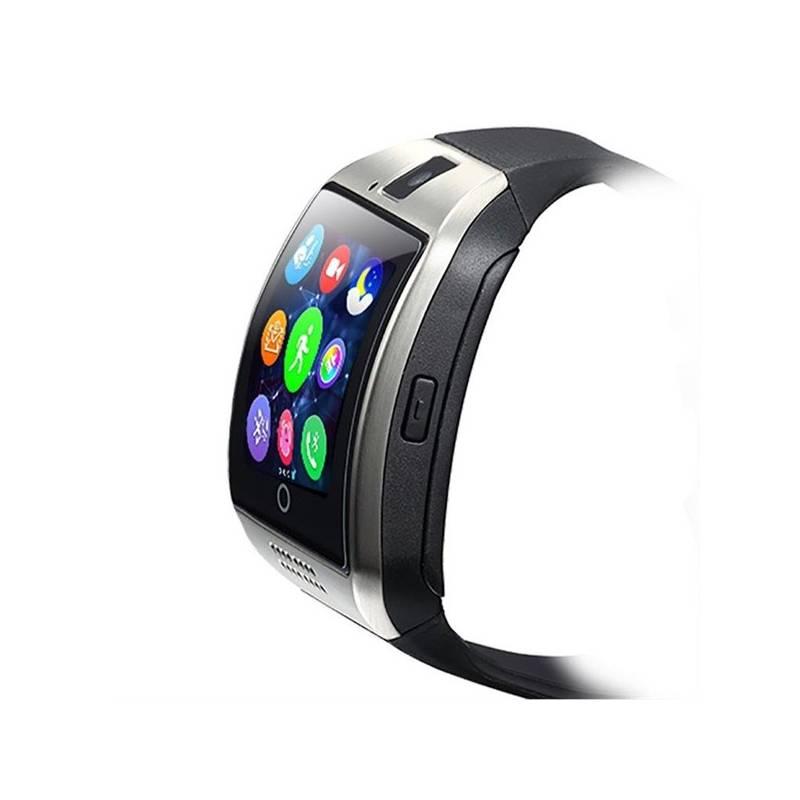 Chytré hodinky IMMAX SW7 SIM (09009) strieborné