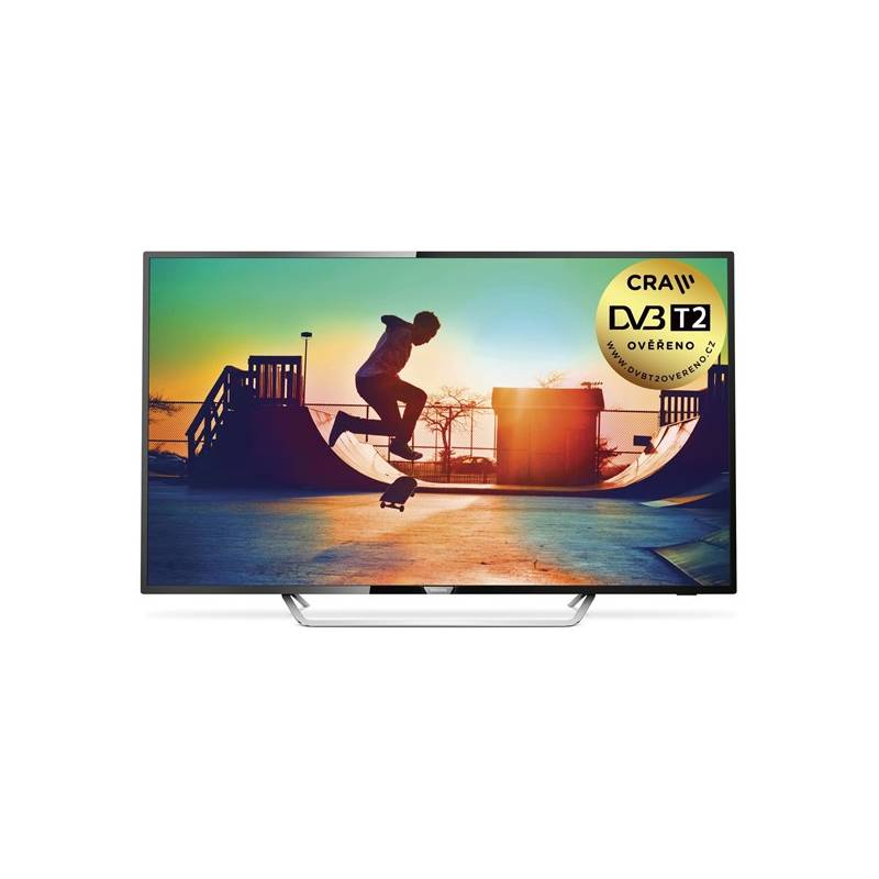 Televízor Philips 65PUS6162/12 čierna + Doprava zadarmo