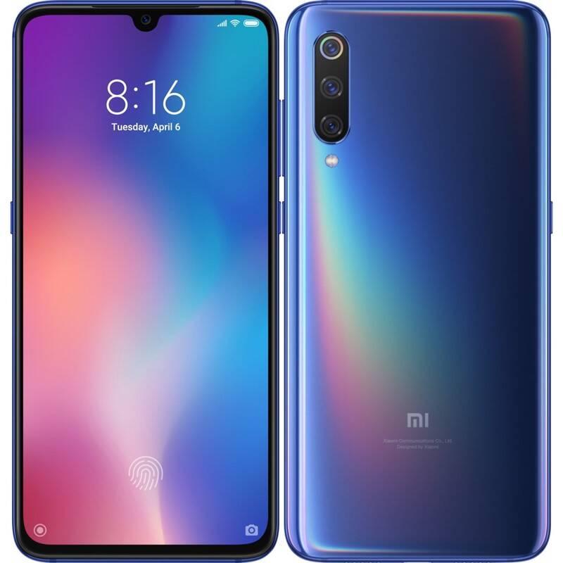 Mobilní telefon Xiaomi Mi 9 128 GB Dual SIM (22595) modrý
