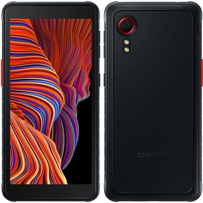 Mobilný telefón Samsung Galaxy Xcover 5 (SM-G525FZKDEUE) čierny