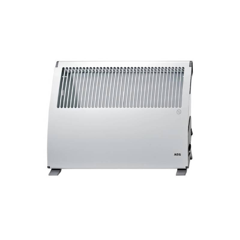 Teplovzdušný konvektor AEG-HC SK 204 T sivý/biely