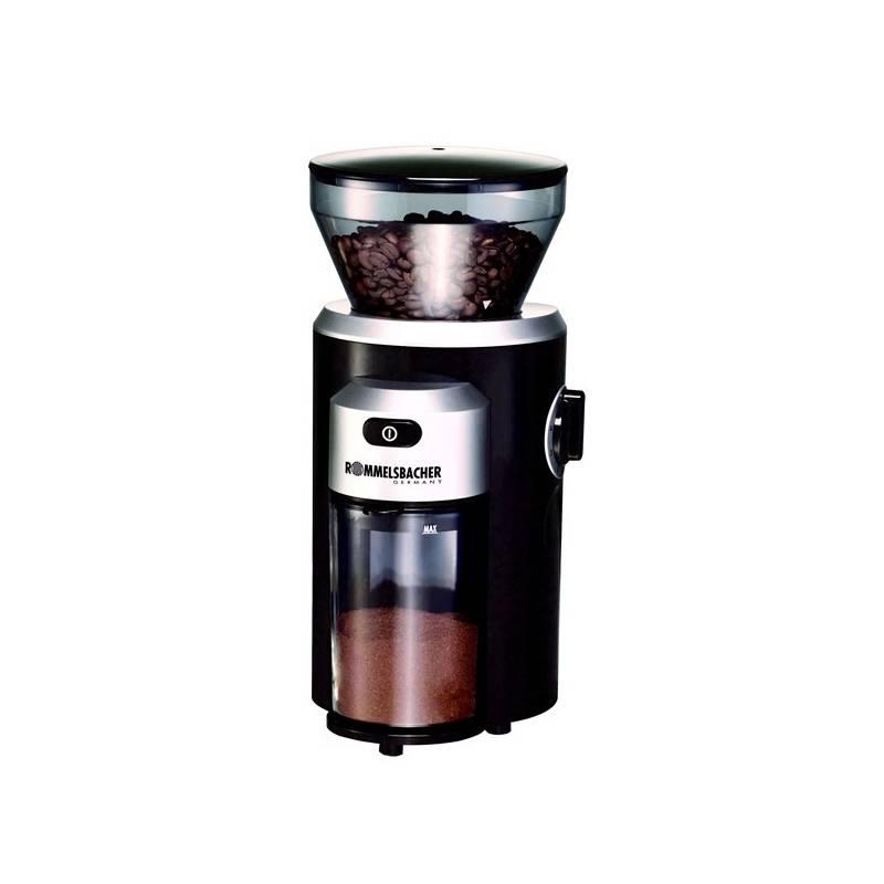 Mlynček na kávu Rommelsbacher EKM 300 čierny