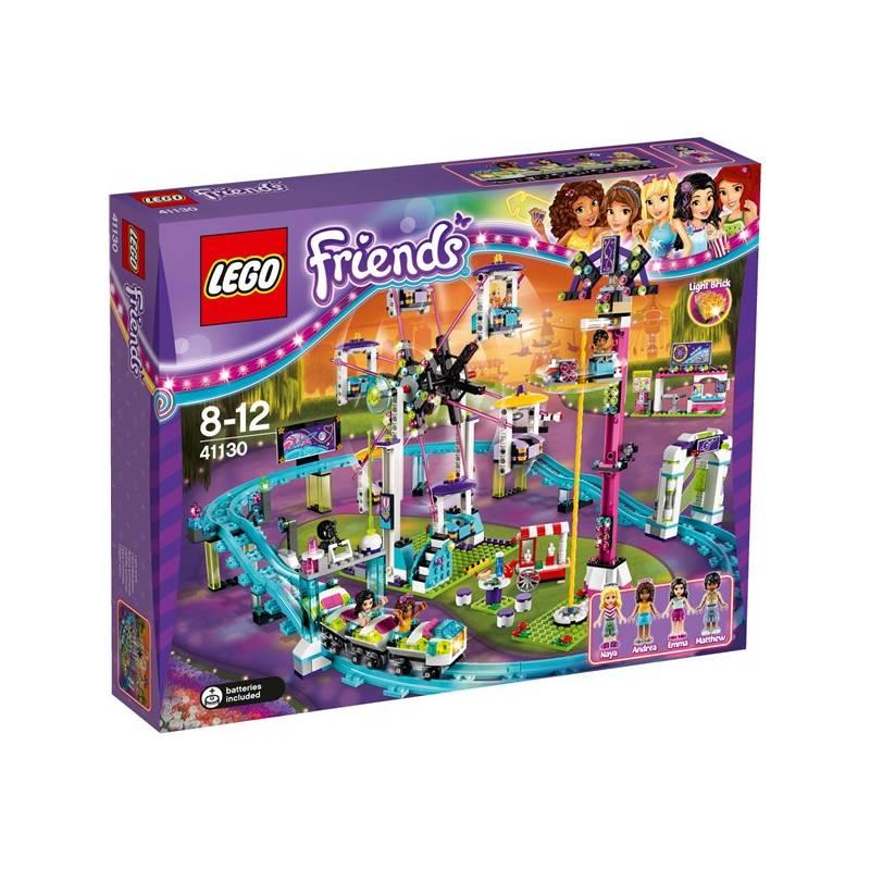 Zestawy Lego Friends Friends 41130 Kolejka Górska W Parku Rozrywki