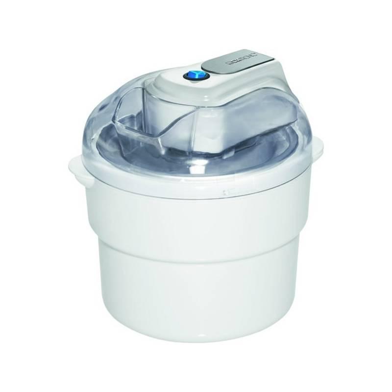 Zmrzlinovač Clatronic ICM 3581 biely