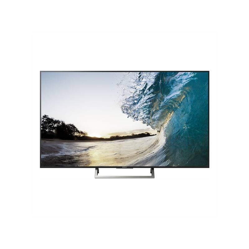 Televízor Sony KD-65XE8505B čierna + Doprava zadarmo