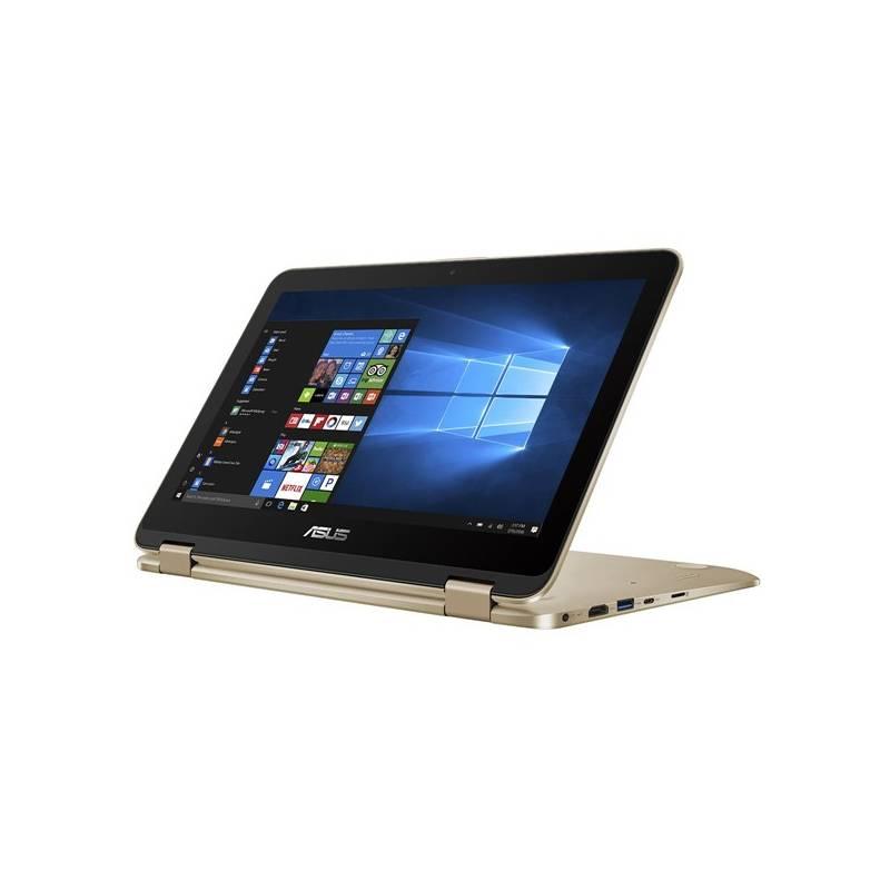 Notebook Asus VivoBook Flip 12 TP203NA-BP034TS (TP203NA-BP034TS) zlatý Software F-Secure SAFE, 3 zařízení / 6 měsíců (zdarma) + Doprava zadarmo