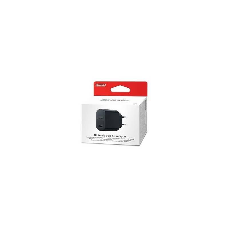 Adaptér Nintendo USB AC Adapter for Classic Mini: SNES (NICP015)