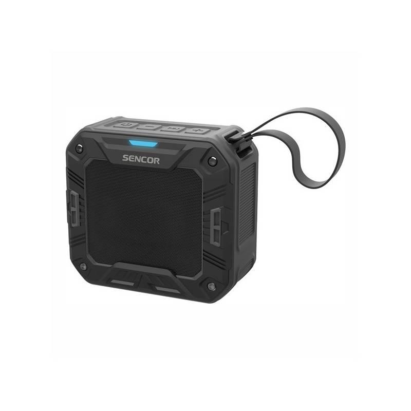 Prenosný reproduktor Sencor SSS 1050 (35049803) čierny