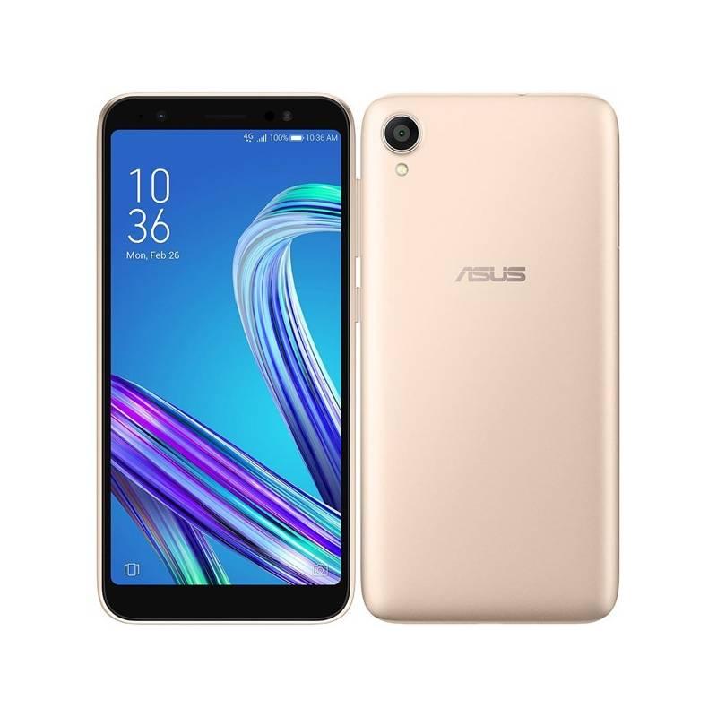 Mobilný telefón Asus Zenfone LIVE (ZA550KL-4G006EU) zlatý