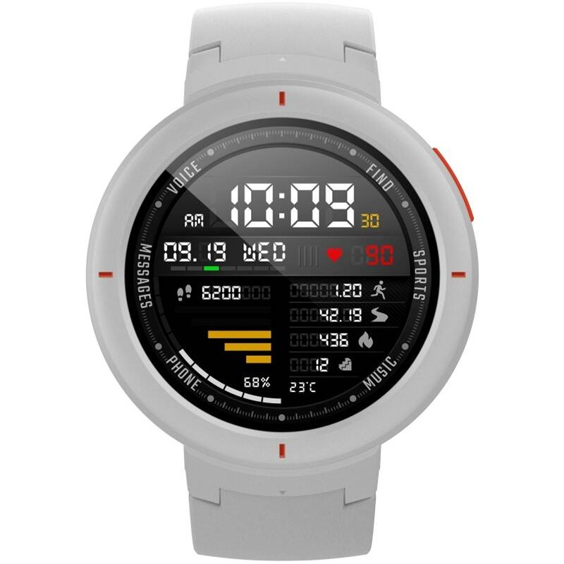 Chytré hodinky Xiaomi Amazfit Verge (AMI729) bílé