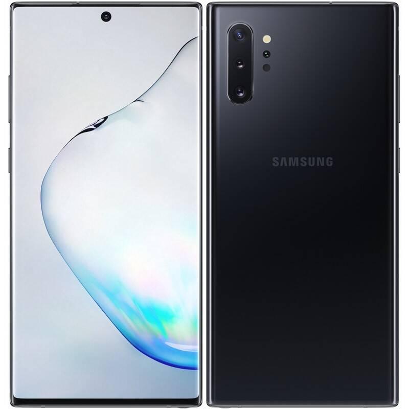 Mobilný telefón Samsung Galaxy Note10+ 256 GB SK (SM-N975FZKDORX) čierny + Doprava zadarmo
