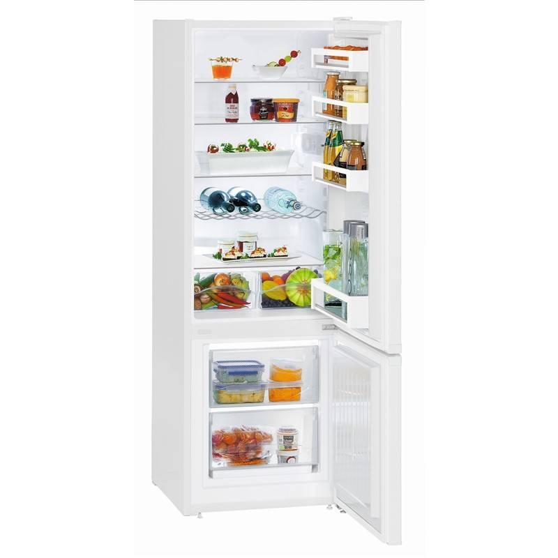 Kombinácia chladničky s mrazničkou Liebherr CU 2831 biela + Doprava zadarmo
