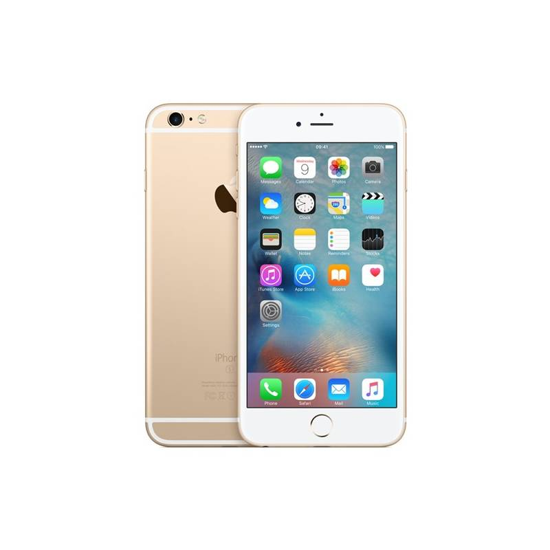Mobilný telefón Apple iPhone 6s Plus 128GB - Gold (MKUF2CN/A) zlatý Software F-Secure SAFE 6 měsíců pro 3 zařízení (zdarma) + Doprava zadarmo