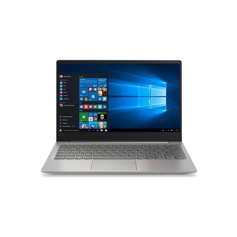 Notebook Lenovo IdeaPad 320S-13IKB (81AK002CCK) sivý Software F-Secure SAFE, 3 zařízení / 6 měsíců (zdarma) + Doprava zadarmo