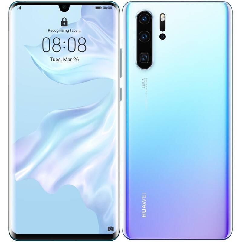 Mobilní telefon Huawei P30 Pro 128 GB - Breathing Crystal (SP-P30P128DSCOM)